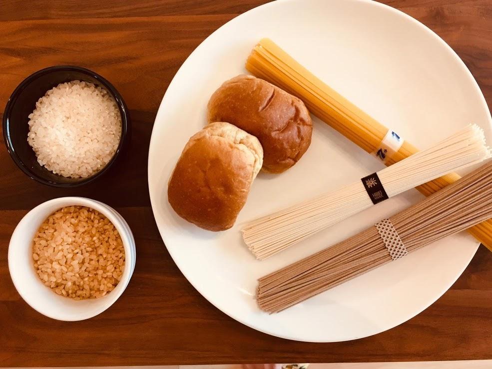 糖質を控える 血糖値上昇抑える