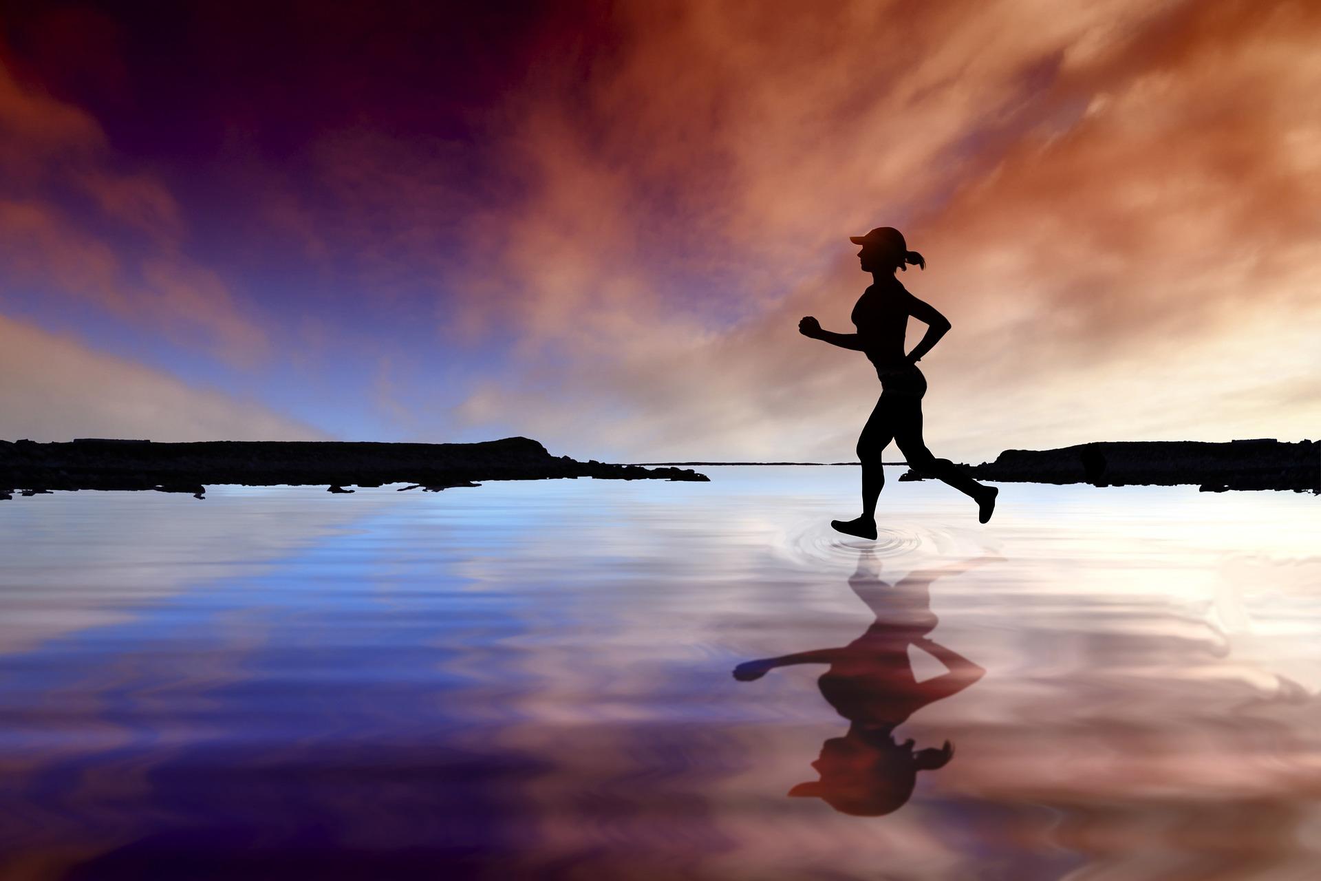 マラソン 脂肪燃焼効果
