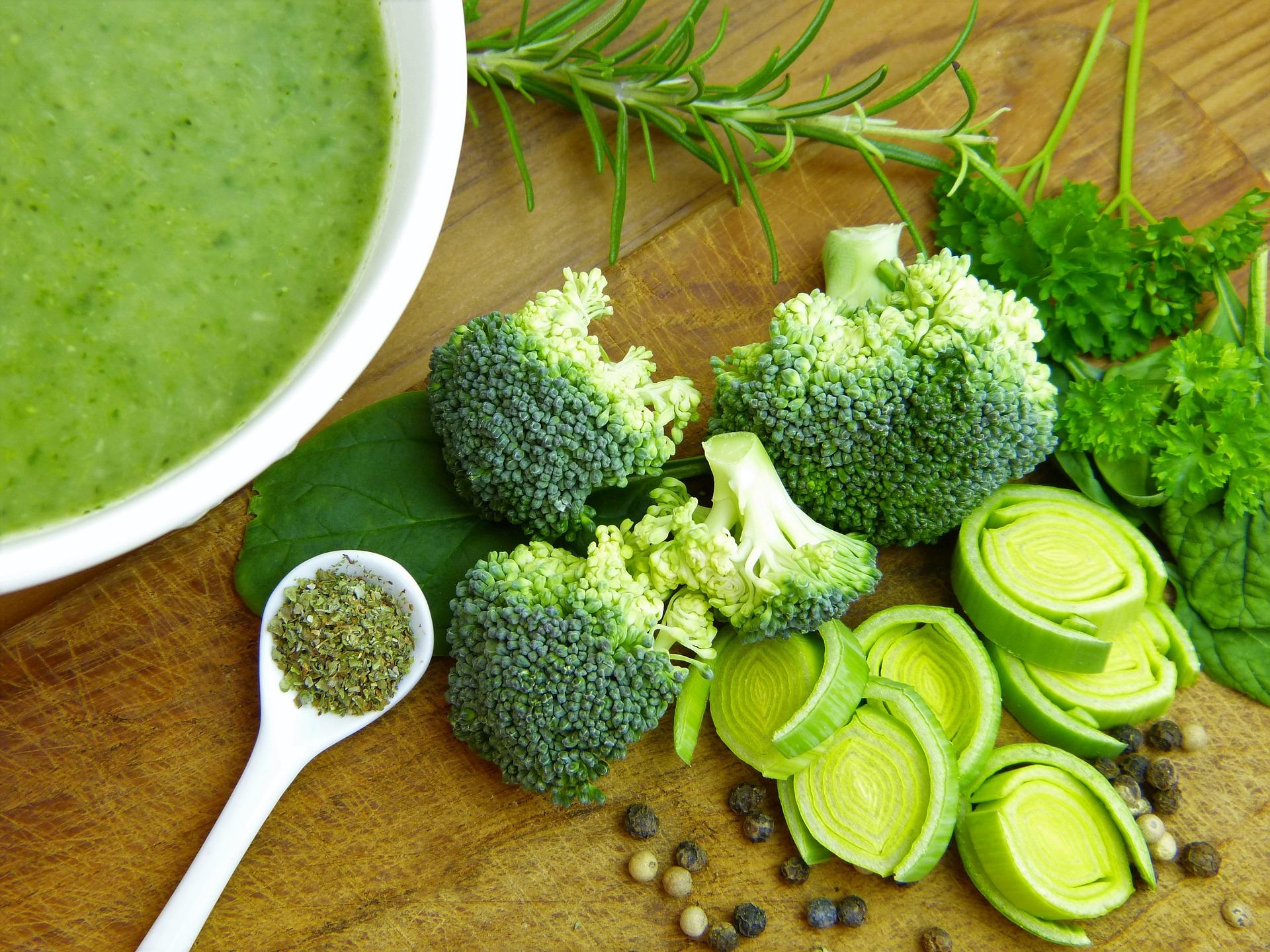 緑黄色野菜 抗酸化作用