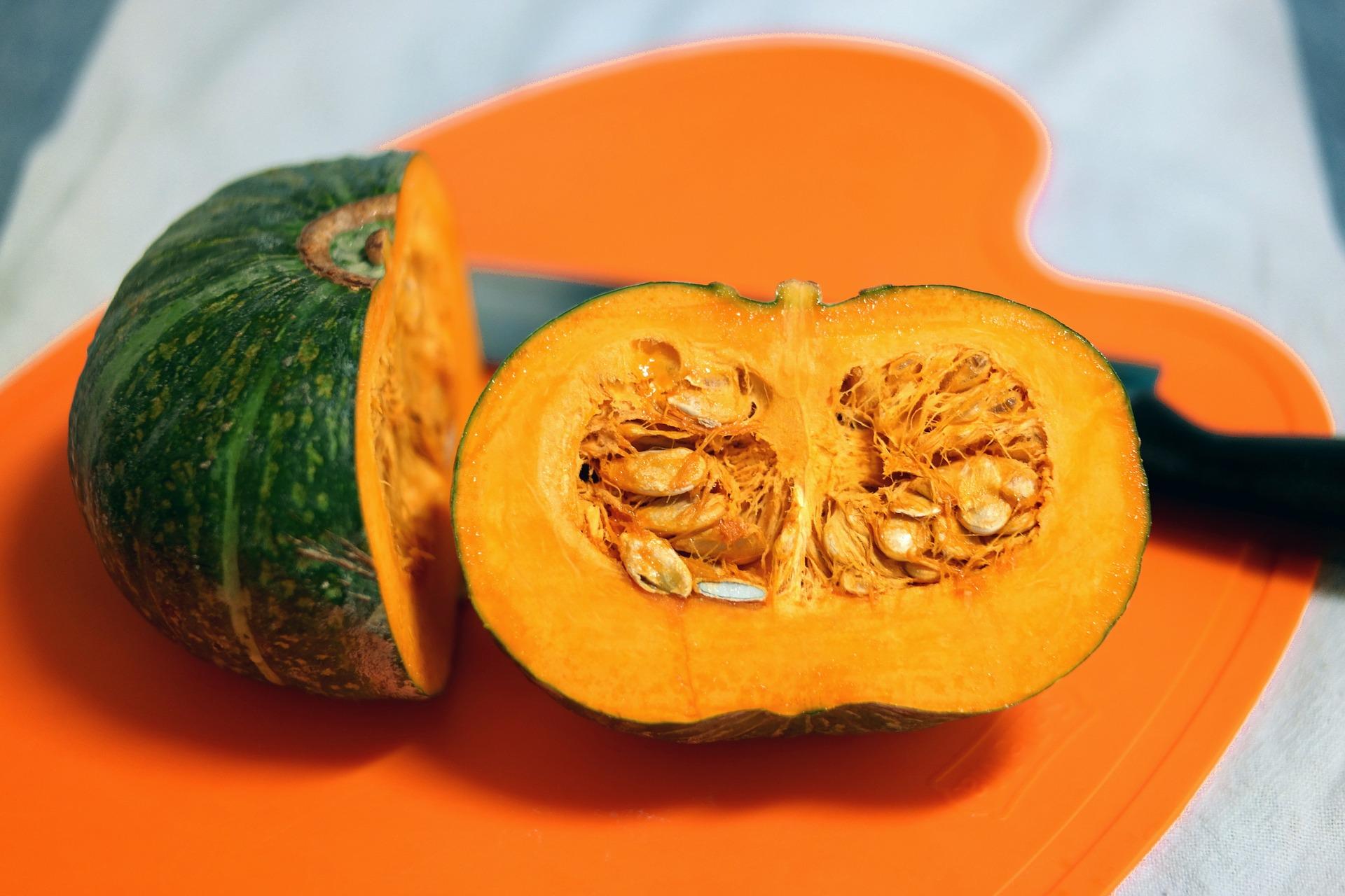 かぼちゃ 糖質高い