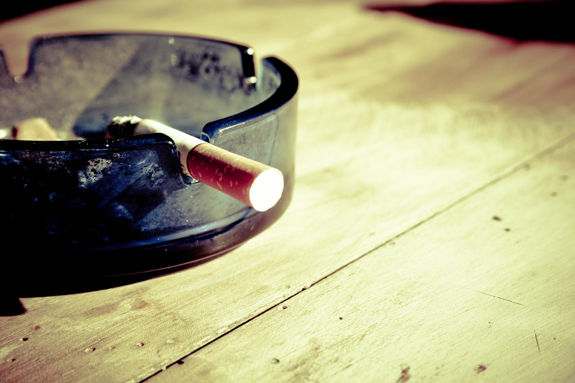タバコ 禁煙