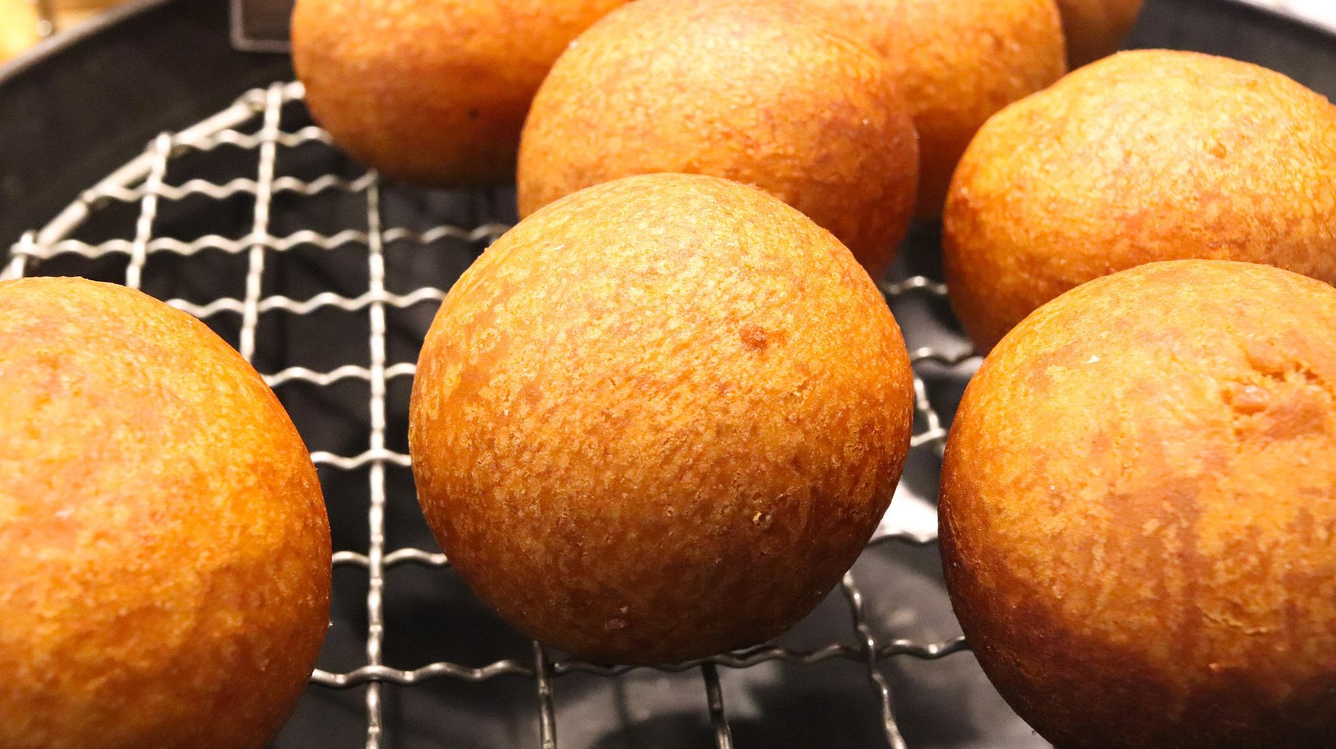 タピオカ粉 ドーナッツ
