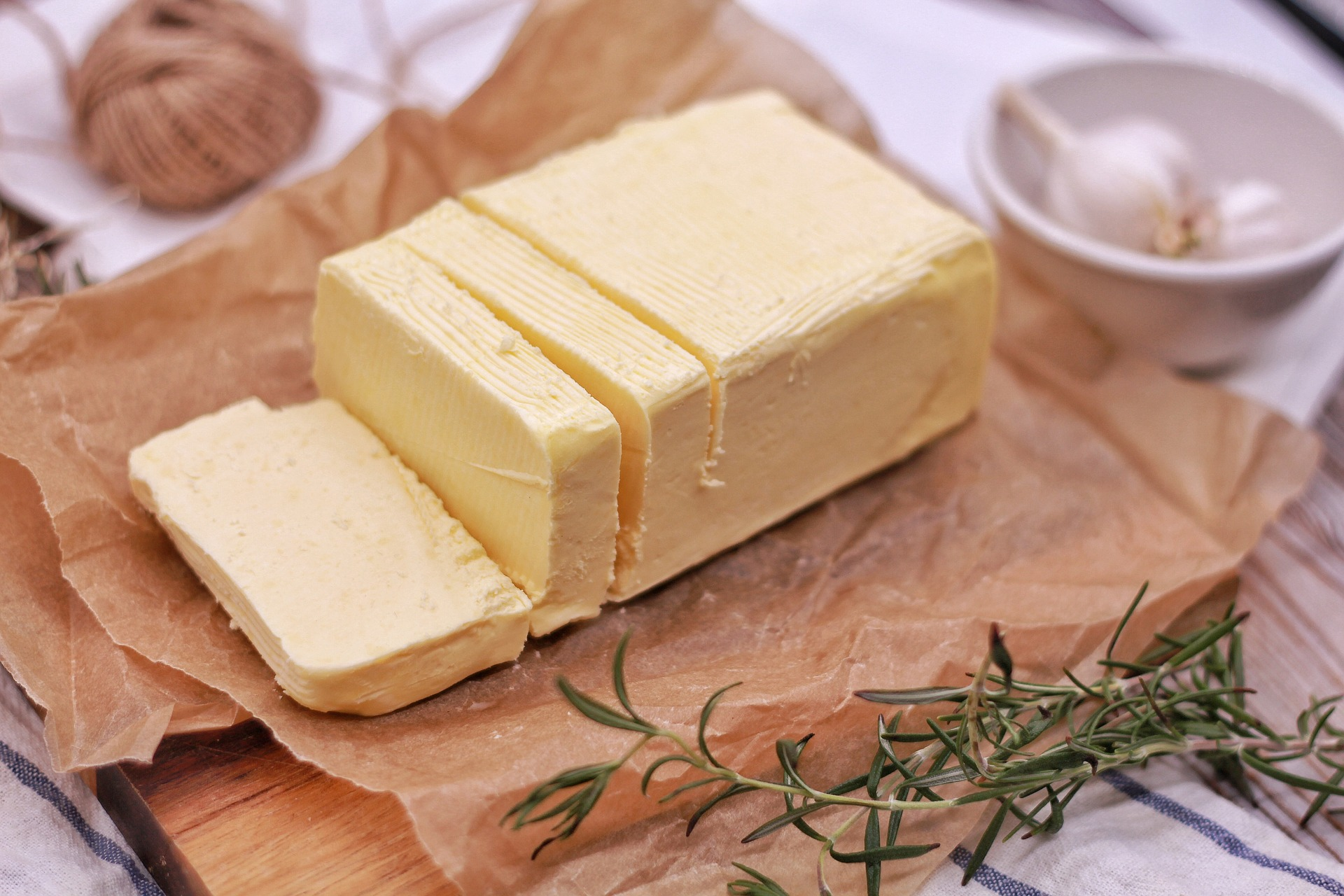 バター たくさん使用 シュトーレン