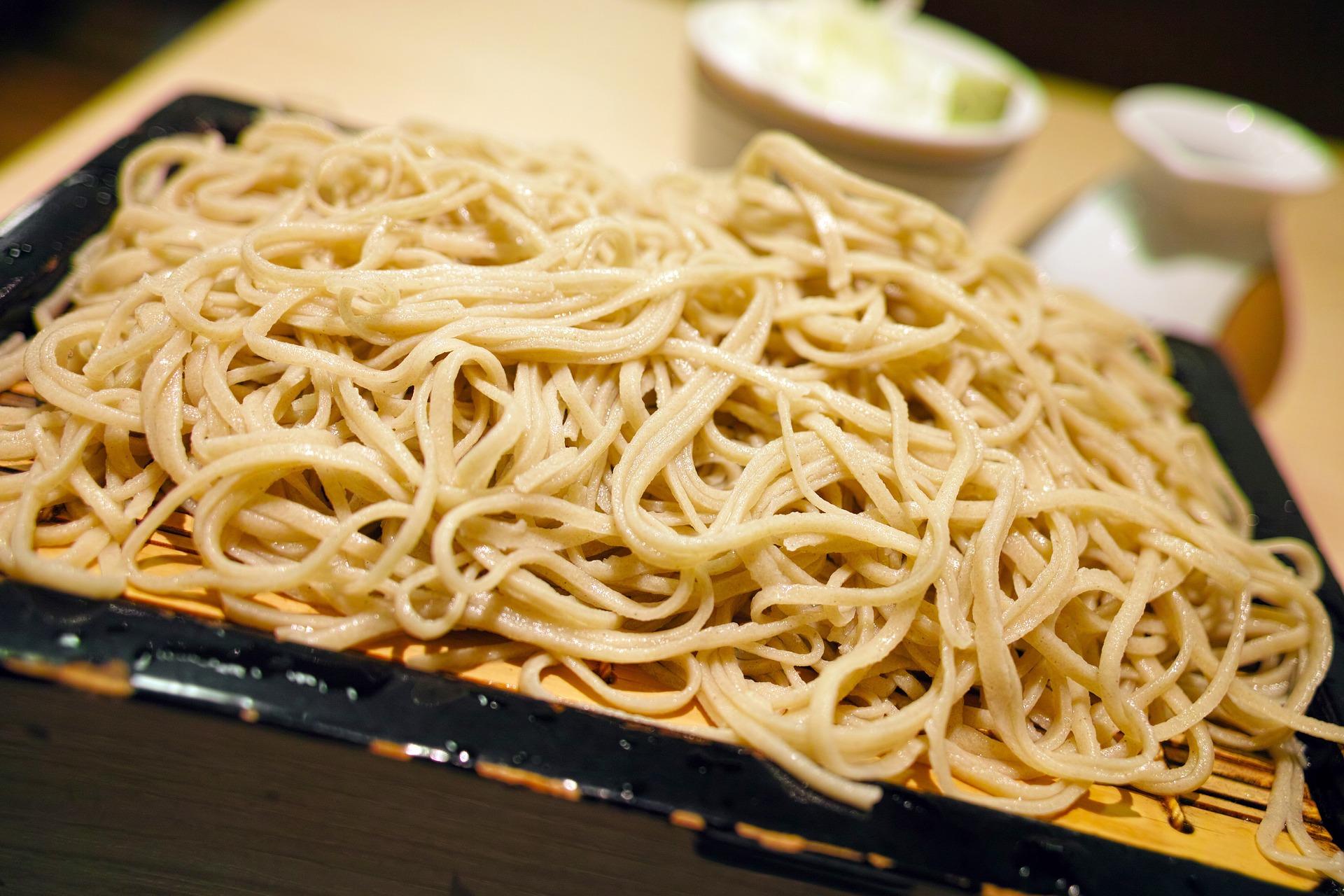 蕎麦 ルチン