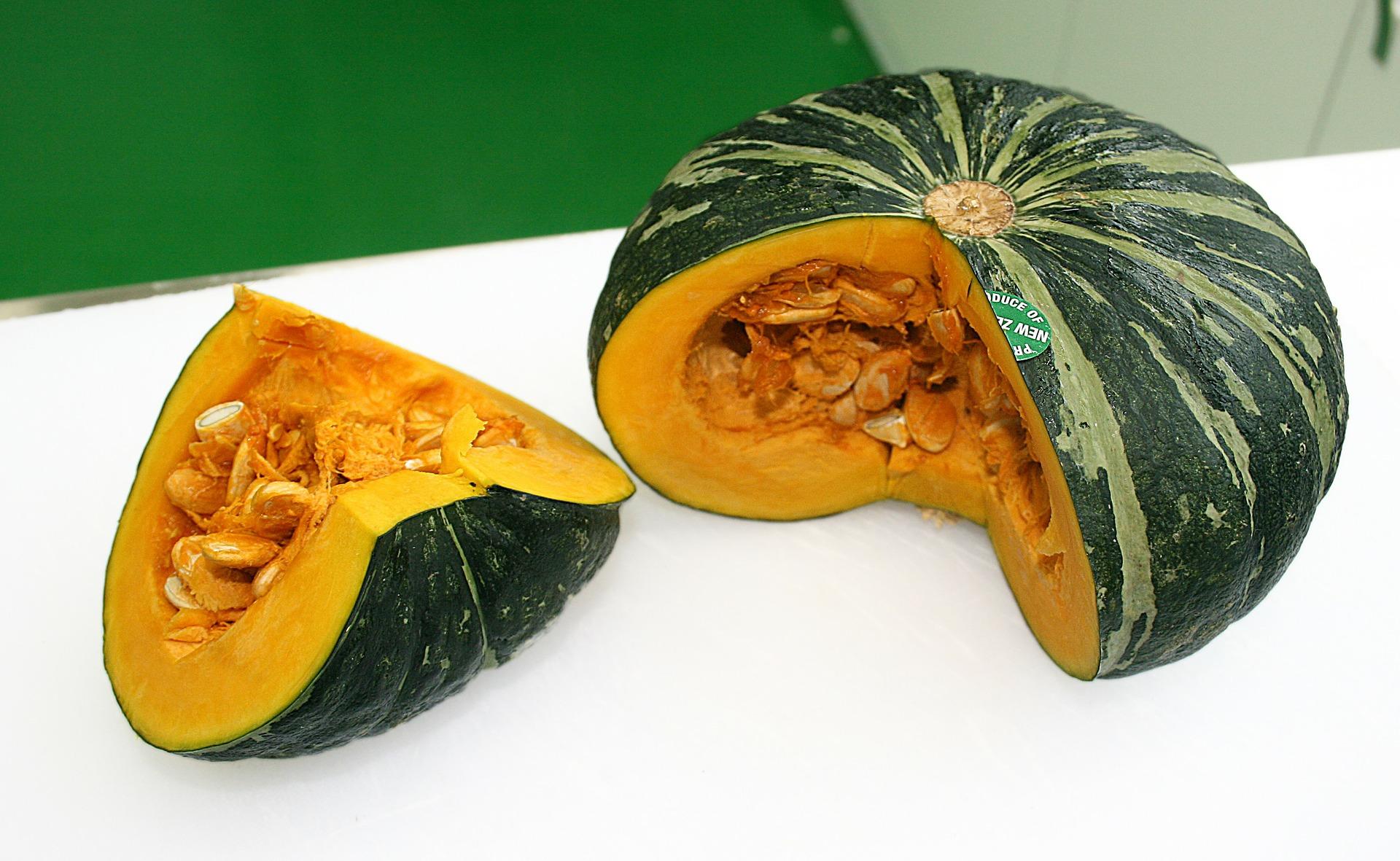 かぼちゃ カリウム