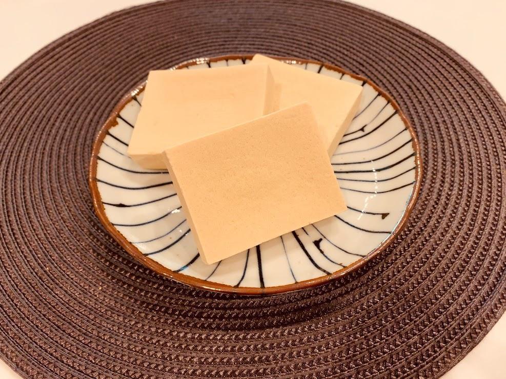 高野豆腐 カロリー高い