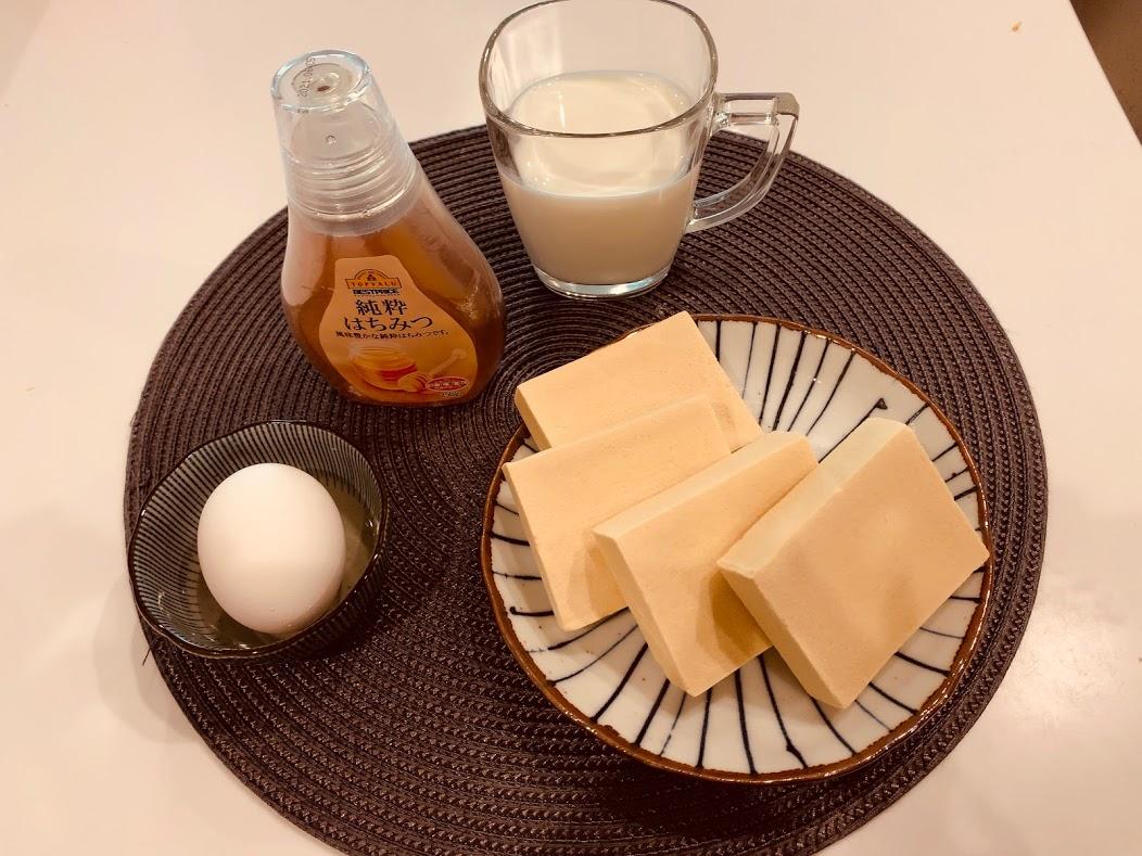 フレンチトースト 高野豆腐