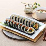 韓国の巻き寿司「キンパ」と海苔巻きの違いとは?気になるカロリーや糖質はどれくらい?