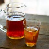 コンブチャってどんなお茶?「飲んで痩せる体質になれる」その栄養効果と飲み方とは?